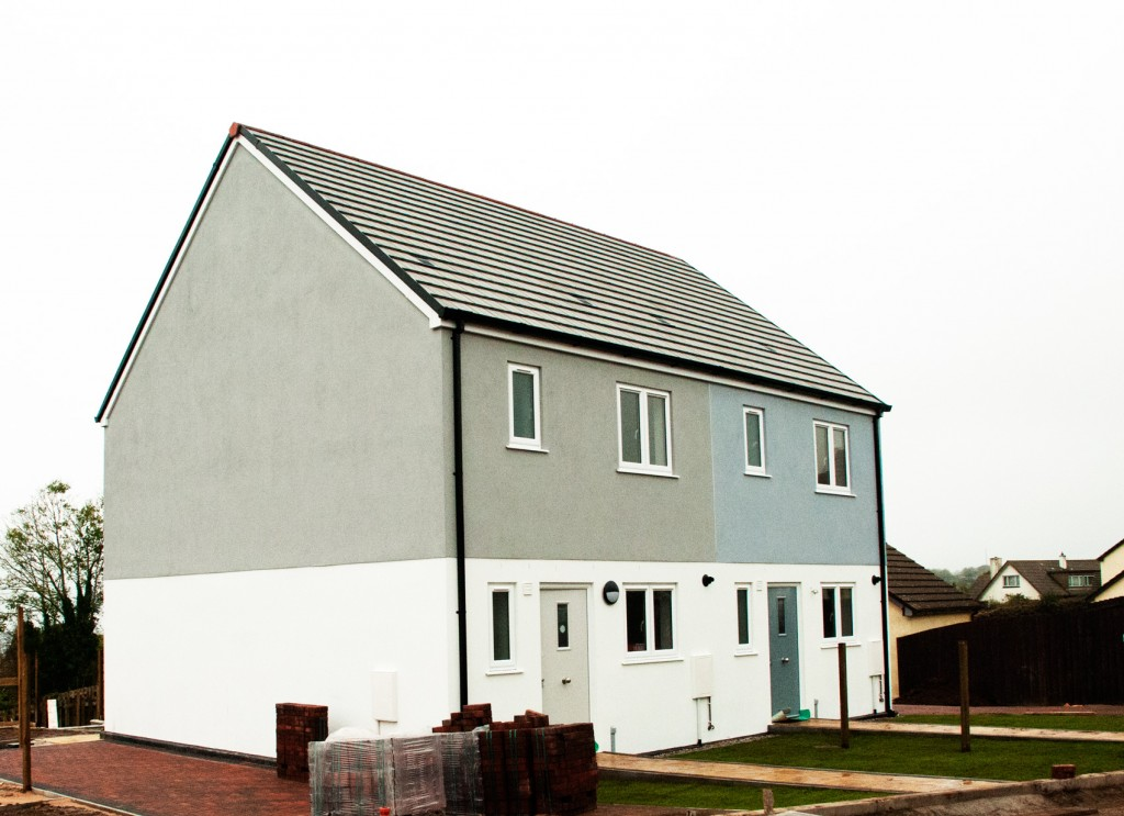 build houses cornwall