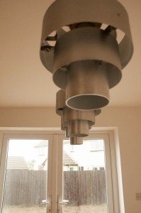 Bespoke light fittings