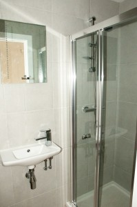 A new shower unit